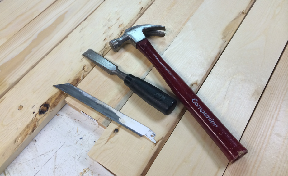 tools-needed-to-distress-wood